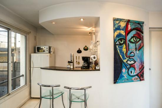 Modigliani Art & Design Suites Mendoza: Suite premium con terraza privada