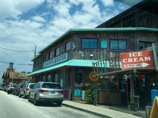 Cedar Key Harbour Master Suites Bild
