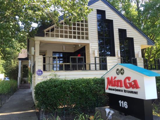 Minga Korean Restaurant Chapel Hill