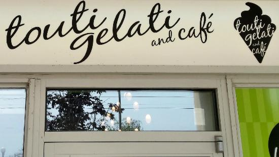 Touti Gelati and Cafe