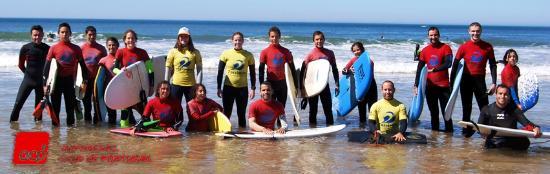 7 Essencia Surf & Bodyboard School: Estamos juntos com o ACP