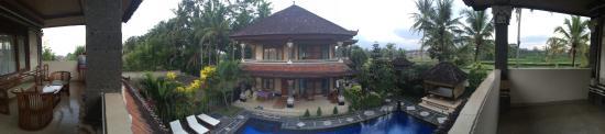 Villa Agung Khalia: View one of the Villas