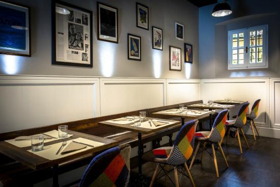 sala pranzo - Foto di Jigger - spiriti e cucina, Reggio Emilia ...