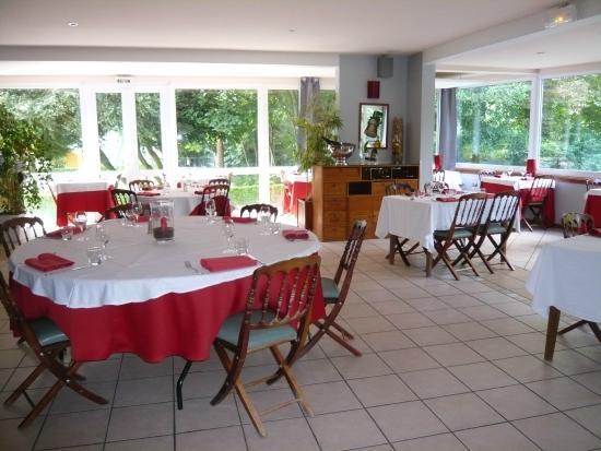 Le Clos de Mutigny : salle restaurant