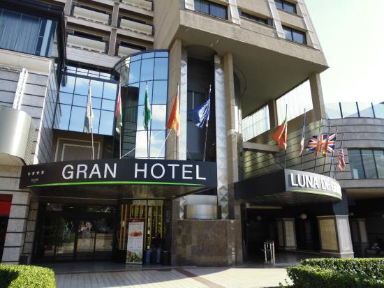 Habitaci n doble photo de sercotel gran hotel luna de for Hotels grenade