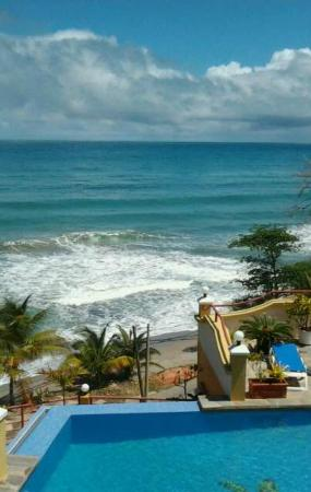 Anise Resort and Spa: Beautiful Ocean Views
