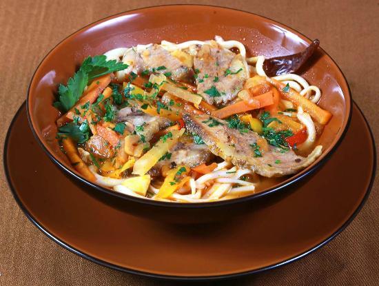 Мясо по уйгурски рецепт с фото