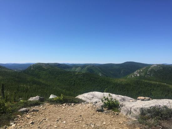 on Le Pioui Trail - Picture of Parc National des Grands ...