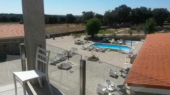 Casas Campo Cimo da Quinta: Vista desde la habitación
