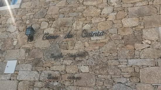 Casas Campo Cimo da Quinta: Nombre del establecimiento