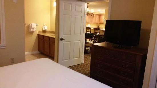 1 bedroom deluxe tower 2 - picture of wyndham grand desert, las