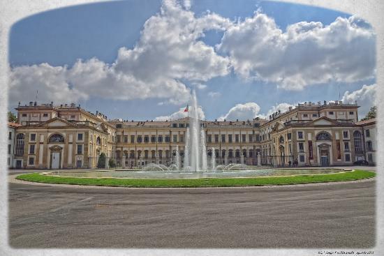 Monza, Italien: dsc 1429  villa reale