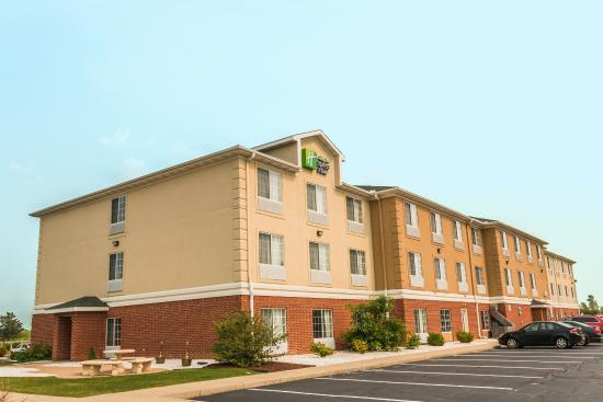 Holiday Inn Express Suites Jackson Updated 2018 Prices Hotel Reviews Mi Tripadvisor