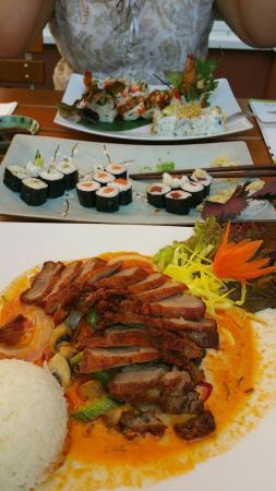 HT Asiatische Spezialitaten Und Sushi