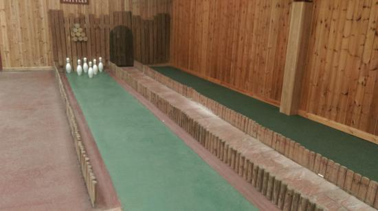 Sherwood Castle Holiday Forest: 'Activities' £5/£10 per hour for equipment