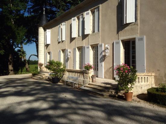 Tresses, Francia: Chateau Senailhac