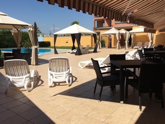 Hotel Grillo : Piscina