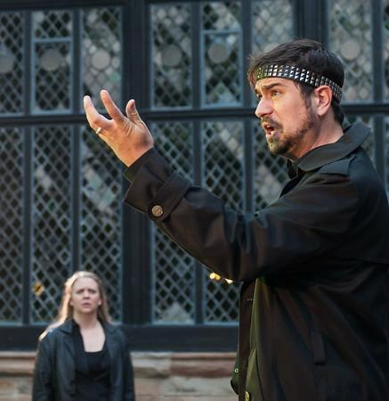 Agecroft Hall: 2015 Richmond Shakespeare Festival (Photo: Quill Theatre)