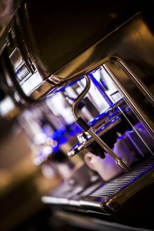 Café Le Pirate : Le comptoir