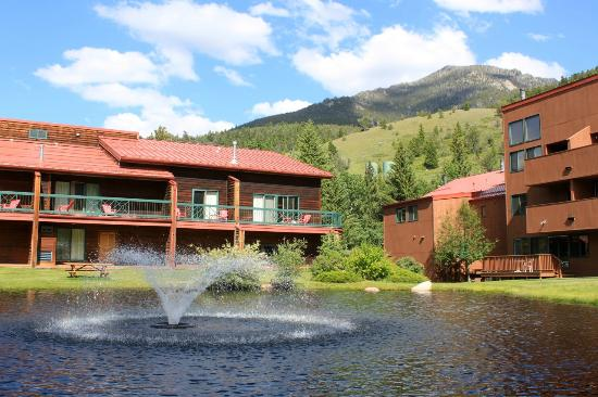 Rock Creek Resort: Beartooth Lodge
