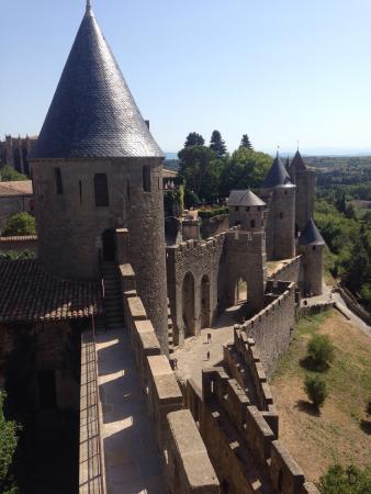 il posto pi bello del mondo picture of chateau et remparts de la cite de carcassonne. Black Bedroom Furniture Sets. Home Design Ideas