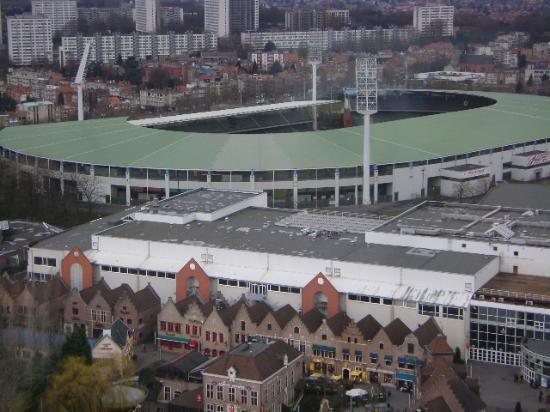 Photo of Tourist Attraction King Baudouin Stadium at Avenue De Marathon 135, Brussels 1020, Belgium