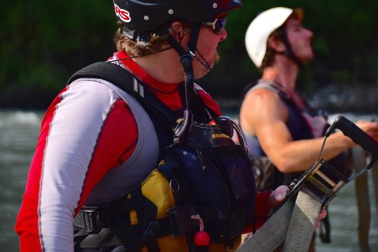 Apex Raft Company: Our Guides getting ready for a great time on the river