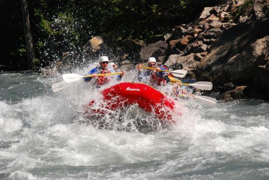 Apex Raft Company: FORWARD HARD!