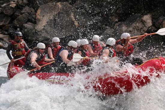 Apex Raft Company: Keeping it cool