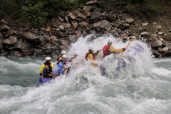 Apex Raft Company: Everyone loves a big hit