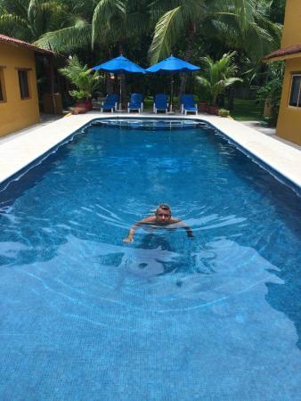 Casa Kau-Kan: Pool.