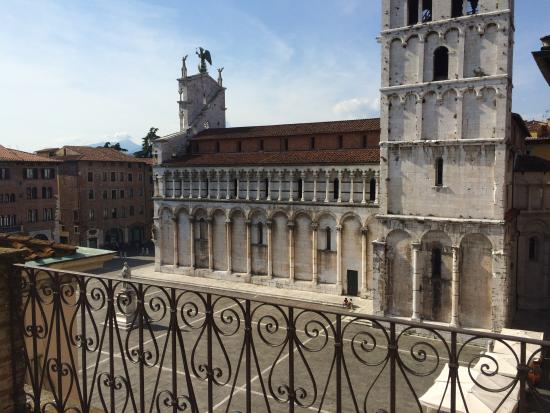 Antica Residenza dell'Angelo : View from terrace