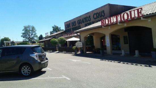 Restaurant Cave des Grands Crus Blancs