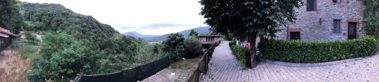 Borgo a Mozzano, Italien: Gang areal