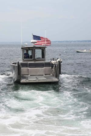 Boat Tours to Bakers Island Lighthouse