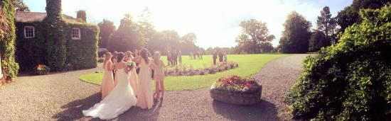 Our dreamy Rathsallagh wedding :)