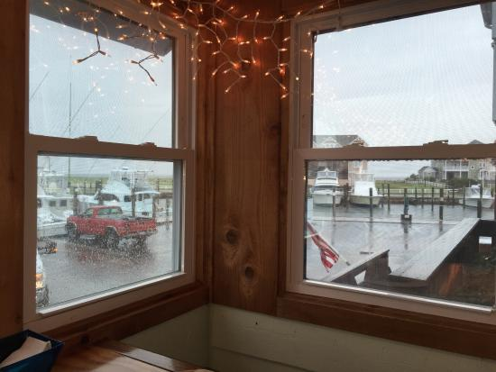 Harbor Deli: A bright spot on a rainy day!