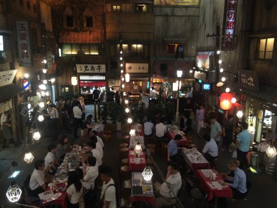 Shinyokohama Ramen Museum: Back in time to old Japan