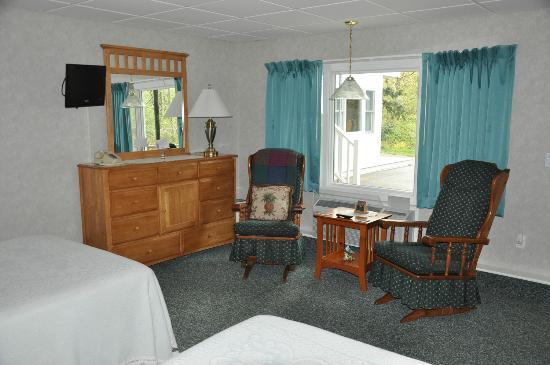 Towne Lyne Motel: Double Room Riverside