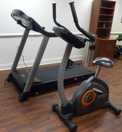 Comfort Suites Inn at Ridgewood Farm: Exercise Room