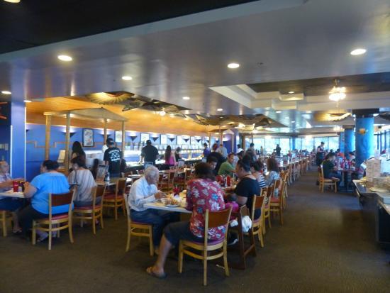 Makino Chaya: Main dining area
