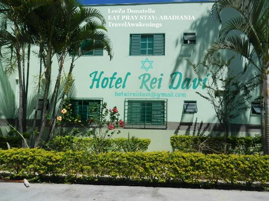 Hotel Rei Davi Side