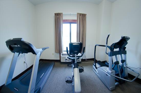 Carthage, NY: Cardio Room