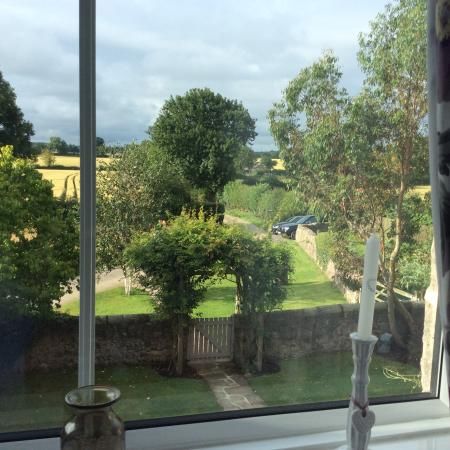 North Dockenbush B&B: The view from our room