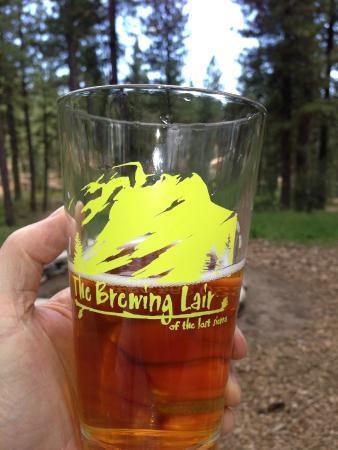 Blairsden, Kaliforniya: Take home a glass