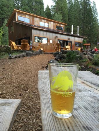 Blairsden, Kaliforniya: beer in situ