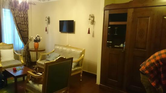 Rose Garden Suites Istanbul: Room