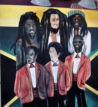 Bob Marley A Tribute to Freedom : Jammin