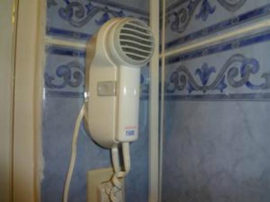 Hotel Dulce Hogar: Secadora de Cabello en la Habitacion.