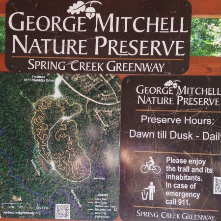 George Mitchell Nature Preserve: photo6.jpg